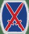 10th Division (Training)