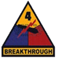 Combat Command A, 4th Armored Division