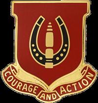 A Battery, 26th Field Artillery Regiment
