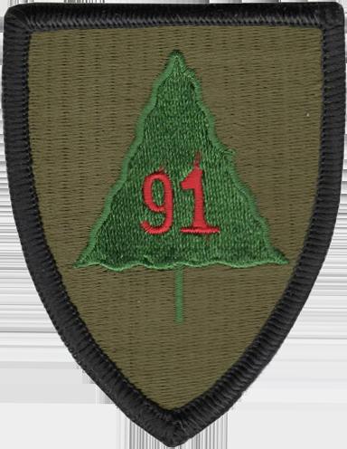 91st Infantry Division