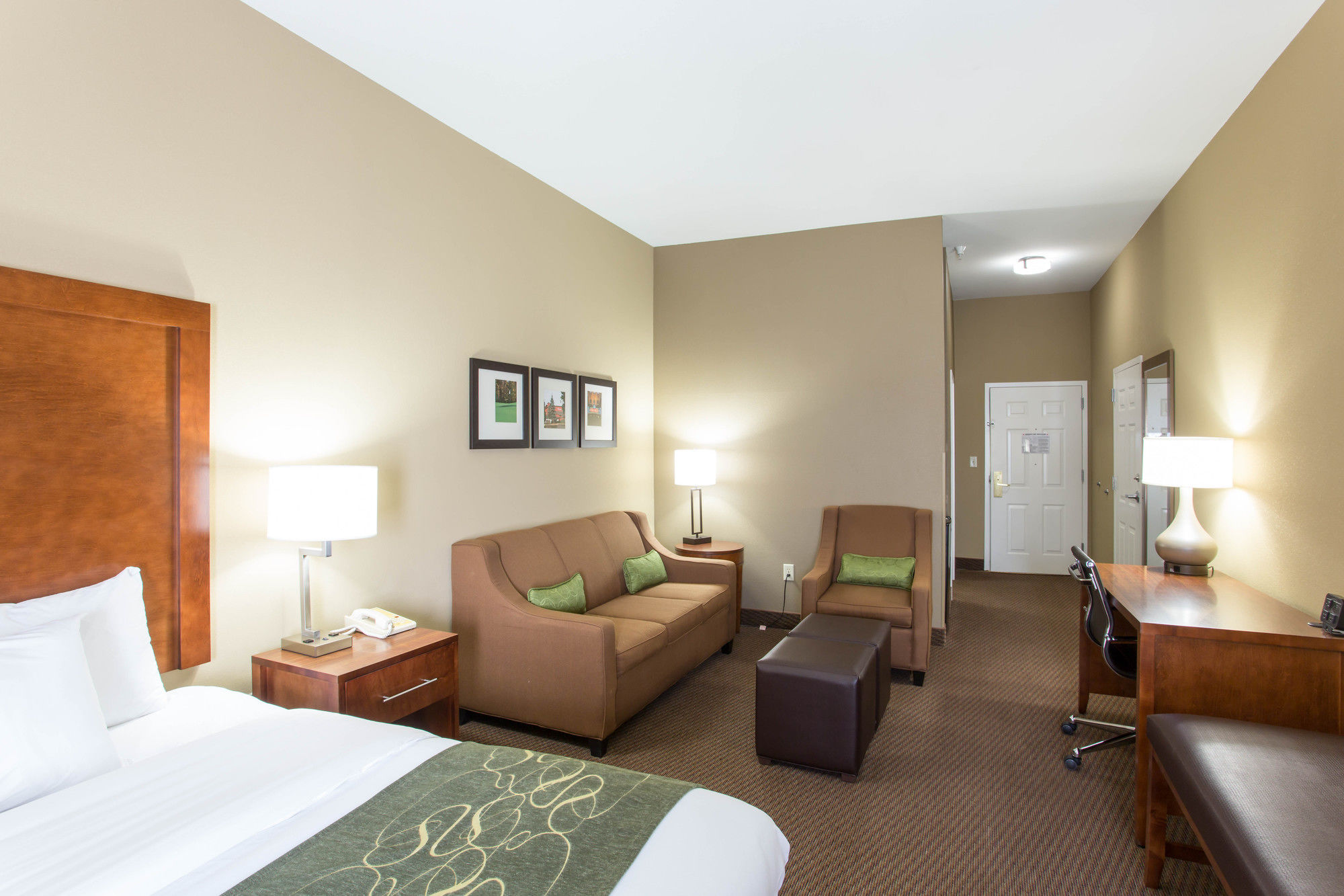 Comfort Suites Crossville
