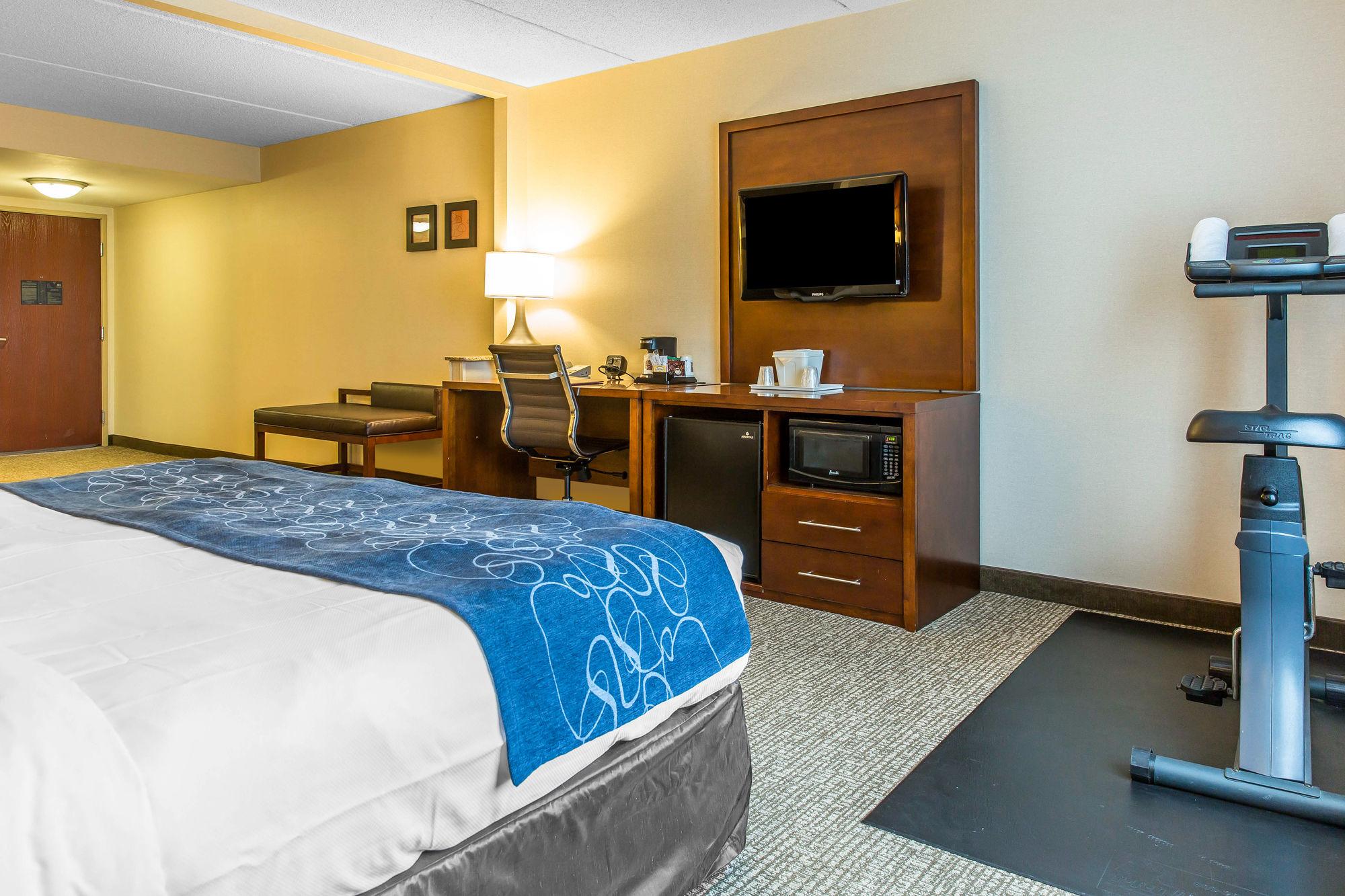 Comfort Suites Manassas Battlefield Park