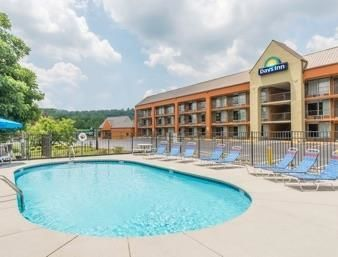 Days Inn in Knoxville, TN