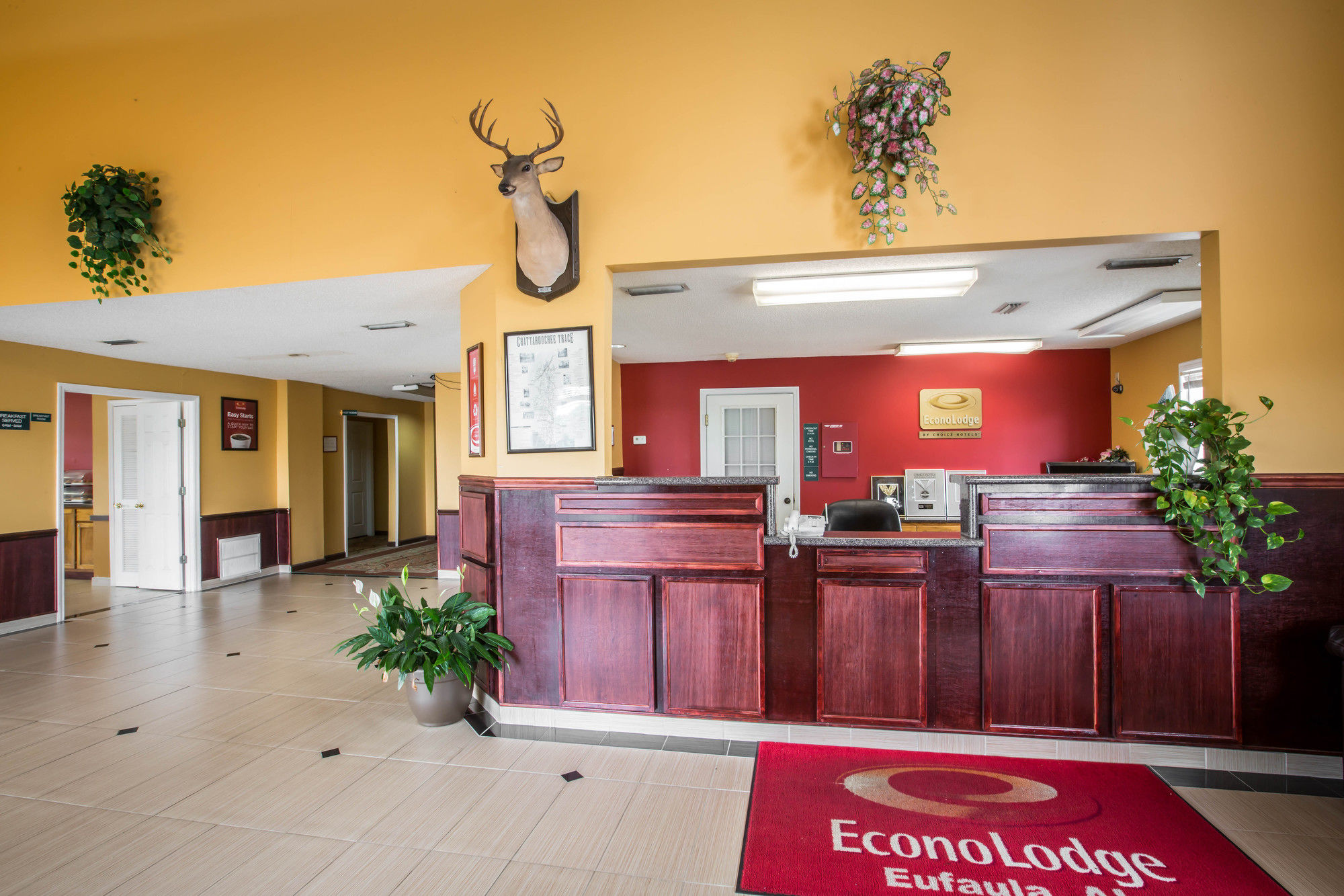 Econo Lodge Eufaula in Eufaula, AL