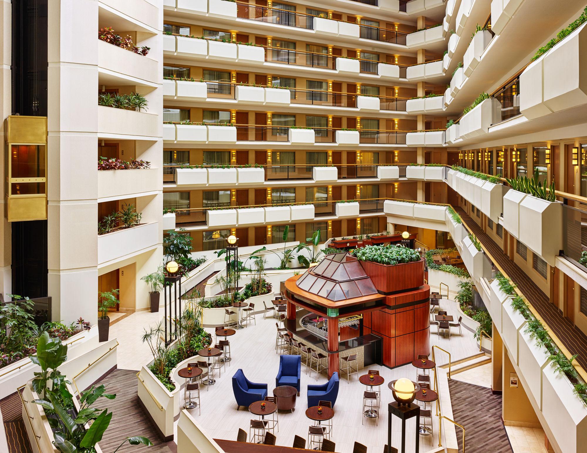 Embassy Suites Hotel Tysons Corner