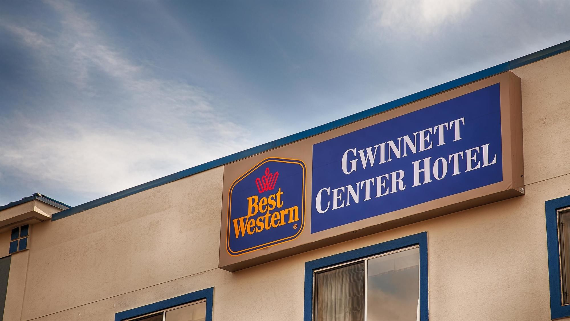 Best Western Gwinnett Center Hotel