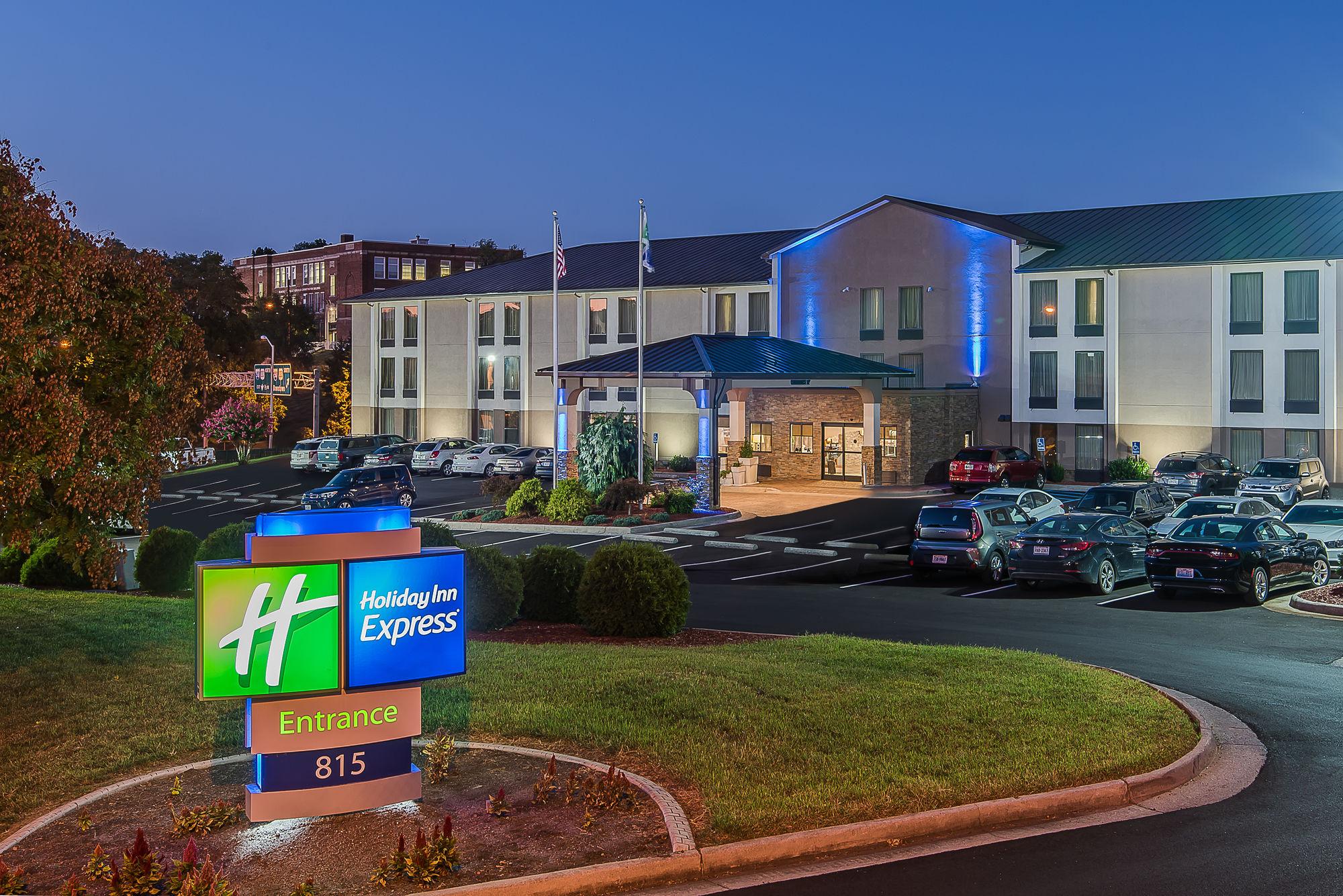 Comfort Inn Roanoke-Civic Center in Roanoke, VA