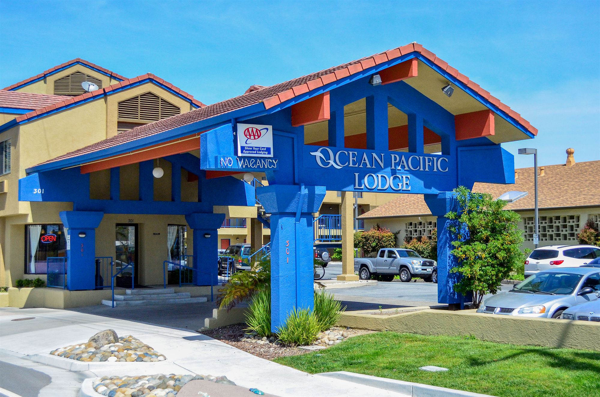 Discount Coupon For Ocean Pacific Lodge In Santa Cruz