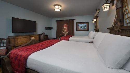 Disney's Caribbean Beach Resort in Lake Buena Vista, FL