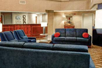 Comfort Suites Gadsden in Gadsden, AL