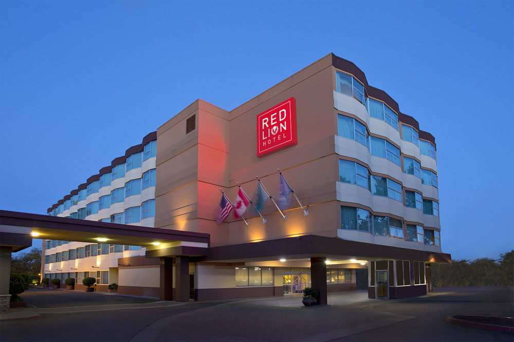 discount coupon for red lion hotel seattle airport in. Black Bedroom Furniture Sets. Home Design Ideas