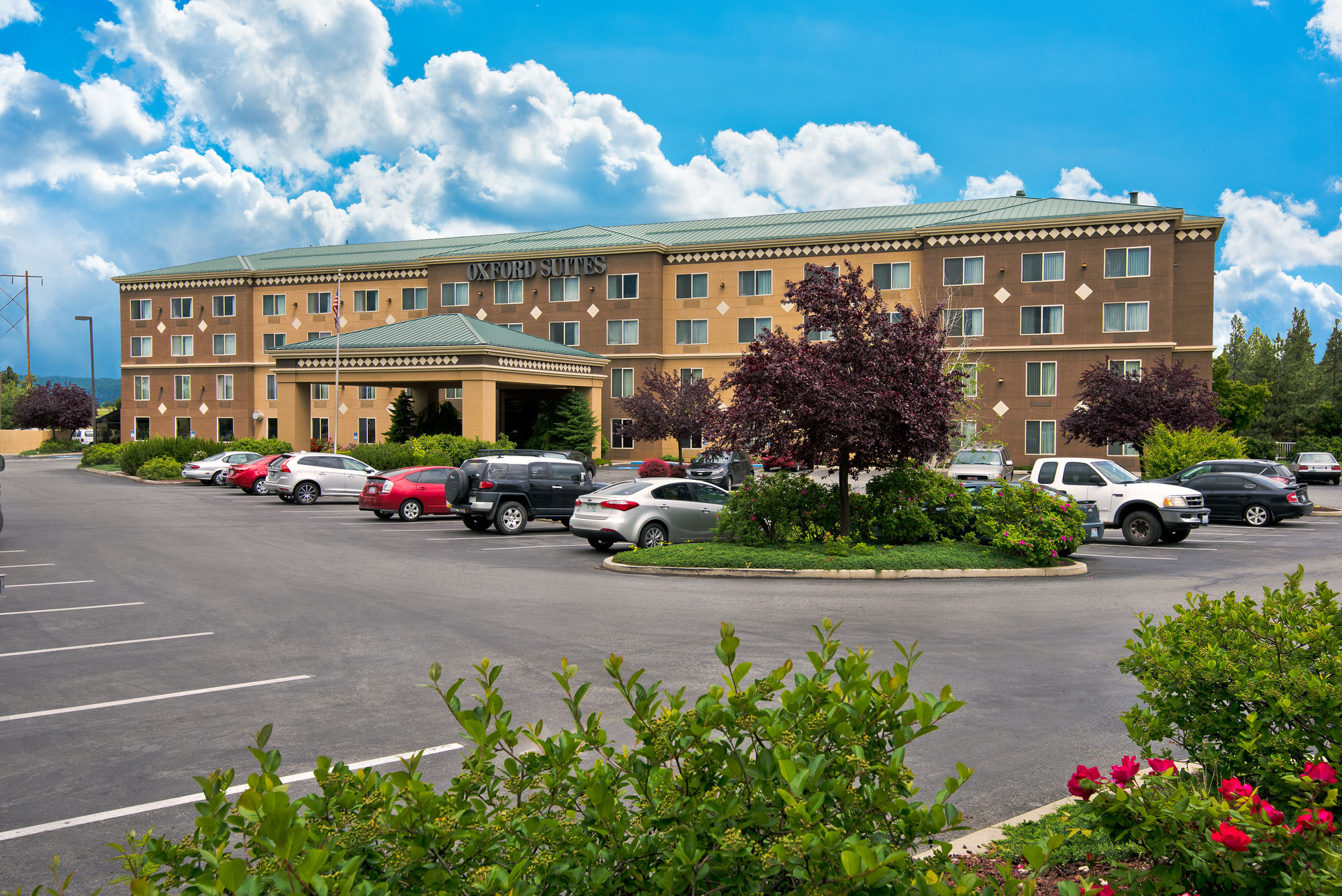 Discount Coupon For Oxford Suites Spokane Valley In