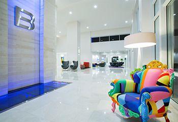 B Resort and Spa located in Disney Springs Resort Area in Lake Buena Vista, FL