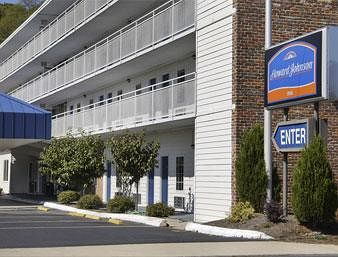 Howard Johnson Express Inn Staunton
