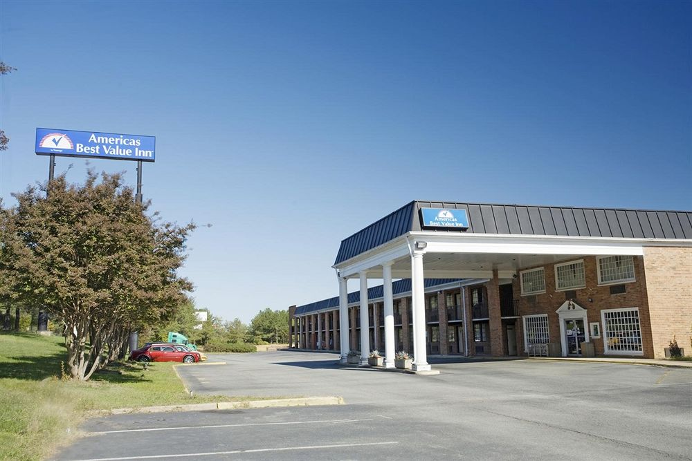Americas Best Value Inn-Richmond South