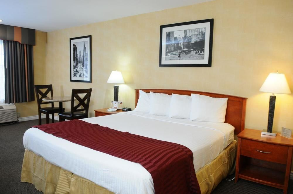 Best Western Palm Garden Inn In Westminster, CA ...