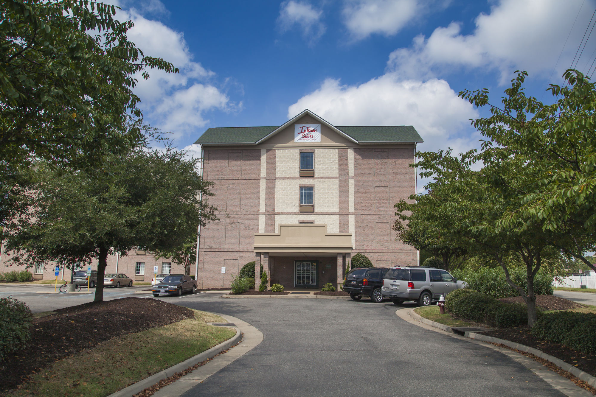 InTown Suites Hampton in Hampton, VA