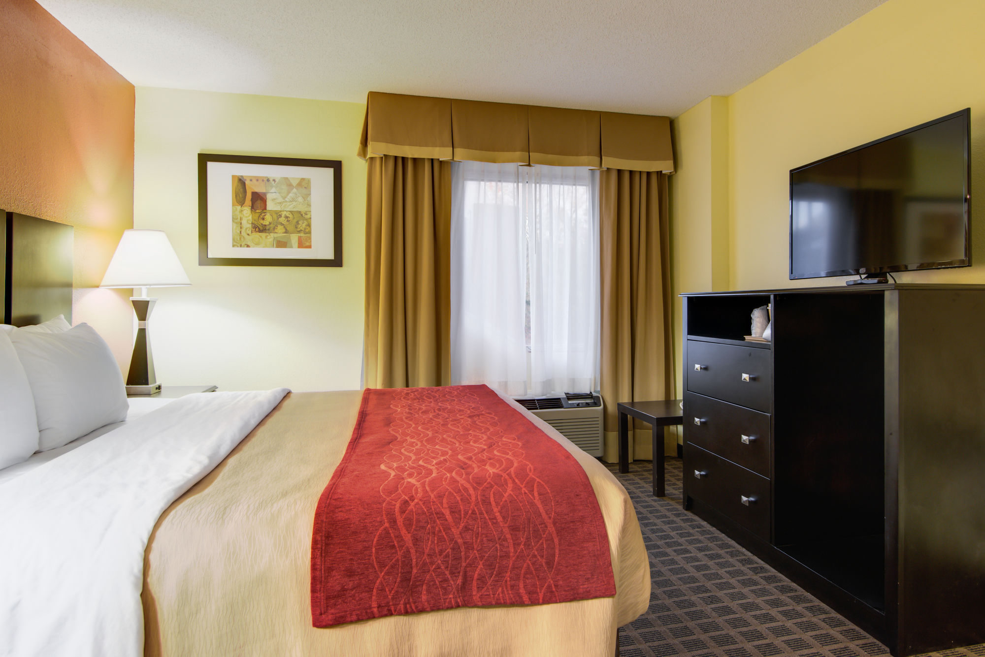 Comfort Inn & Suites in Macon, GA