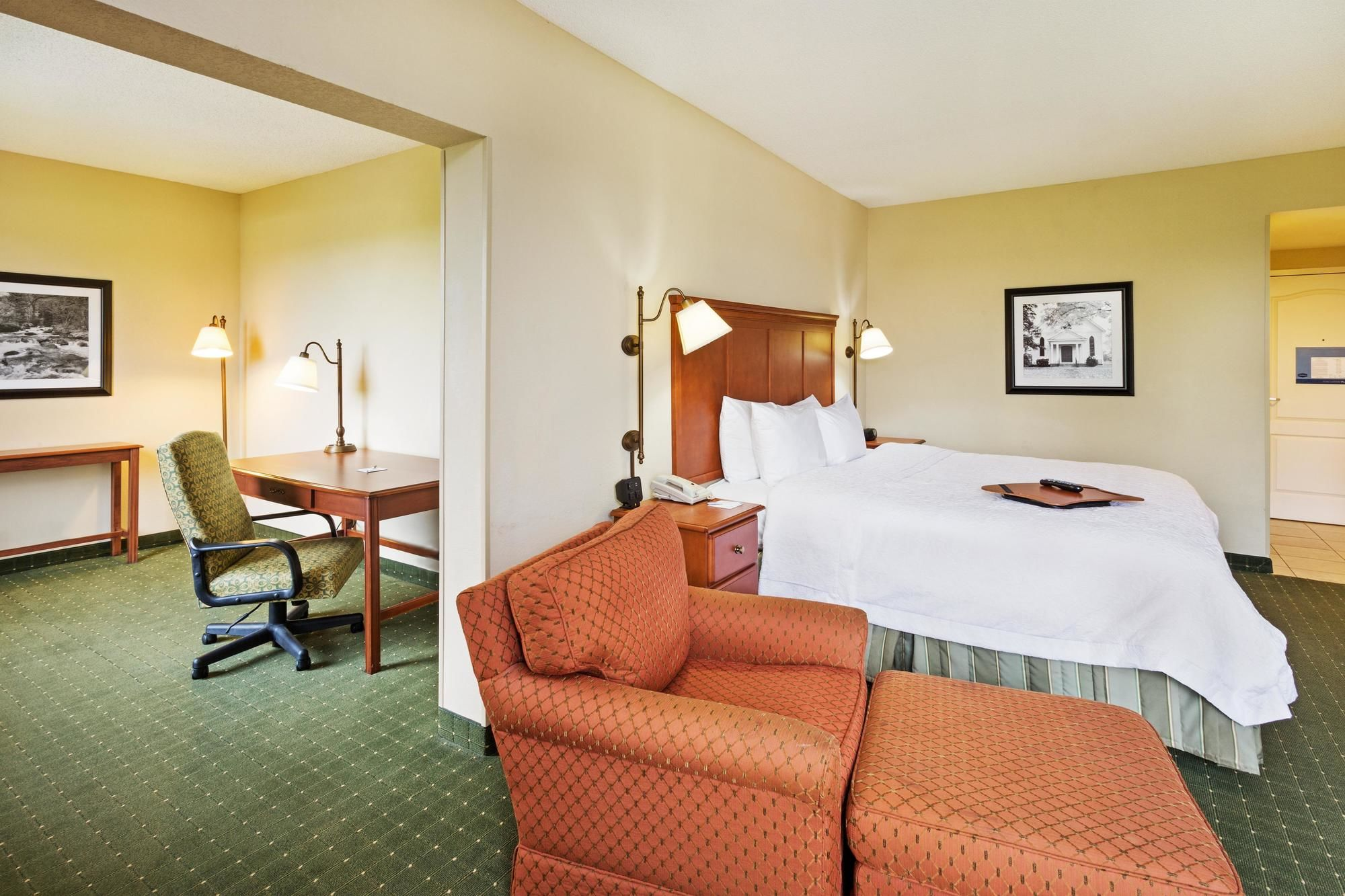 Hampton Inn & Suites Greenville-Spartanburg