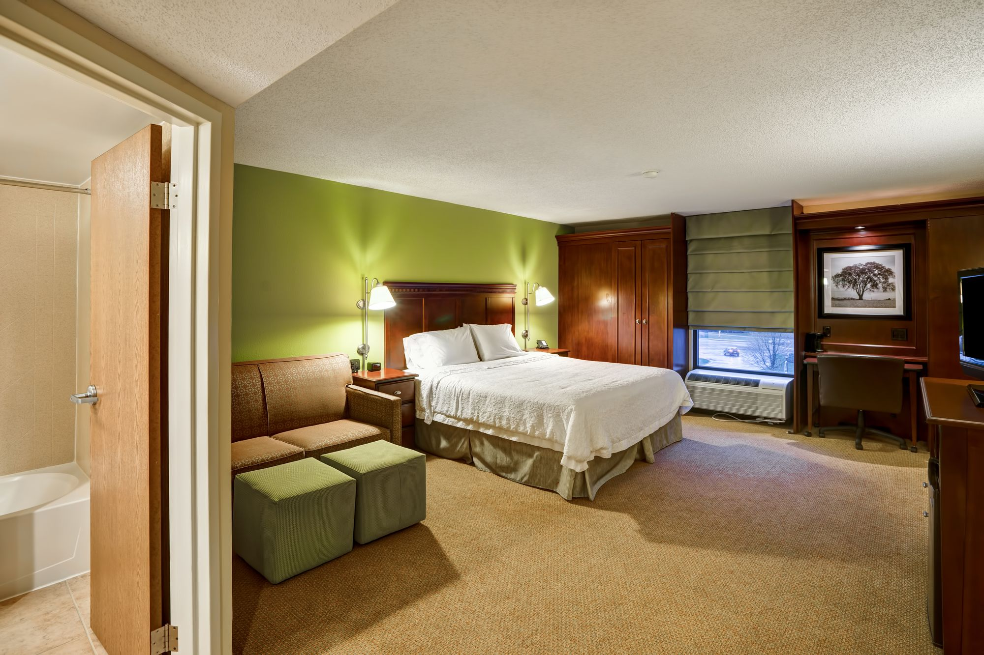 Hampton Inn Morgantown in Morgantown, WV