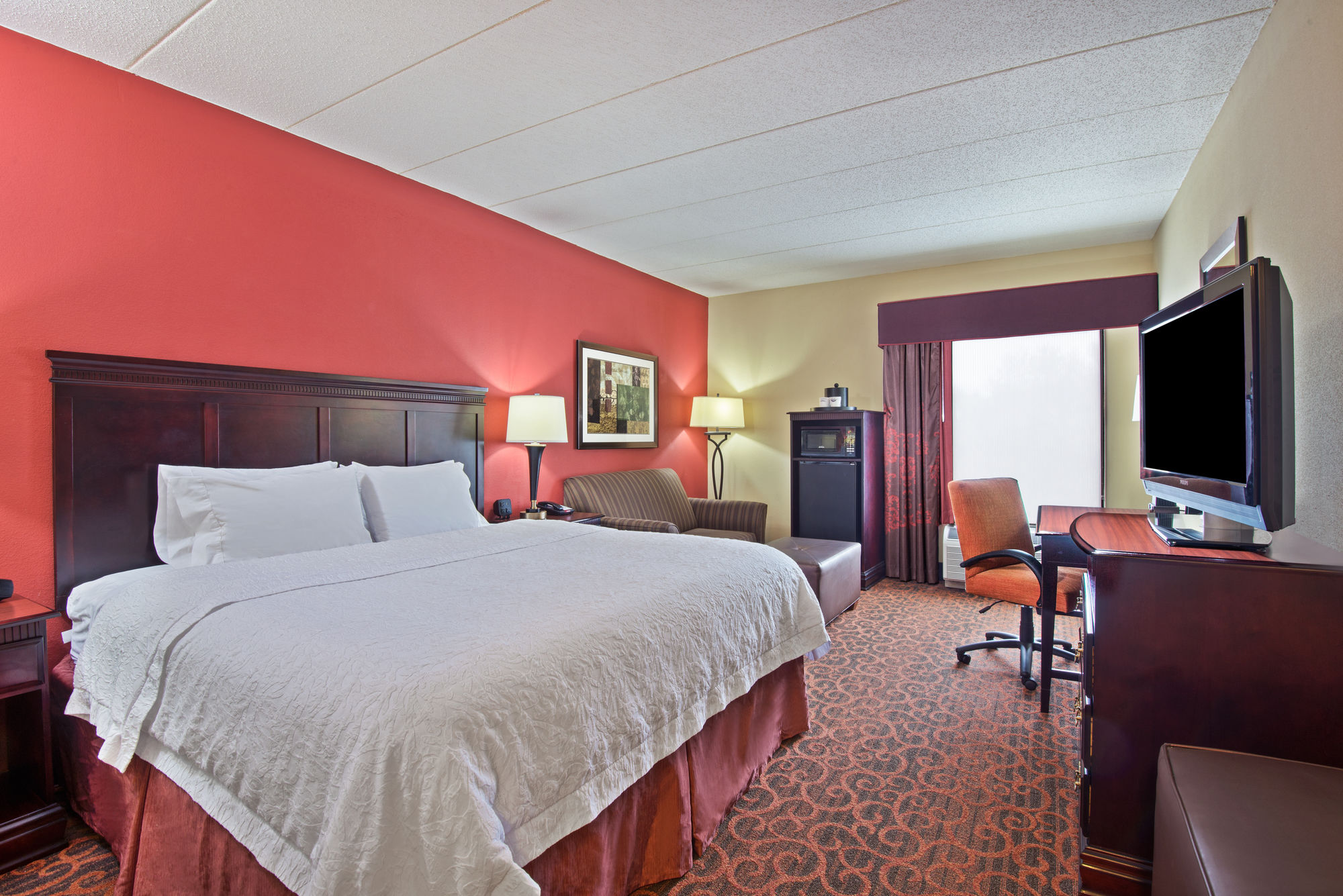 Hampton Inn Winfield/Teays Valley in Hurricane, WV