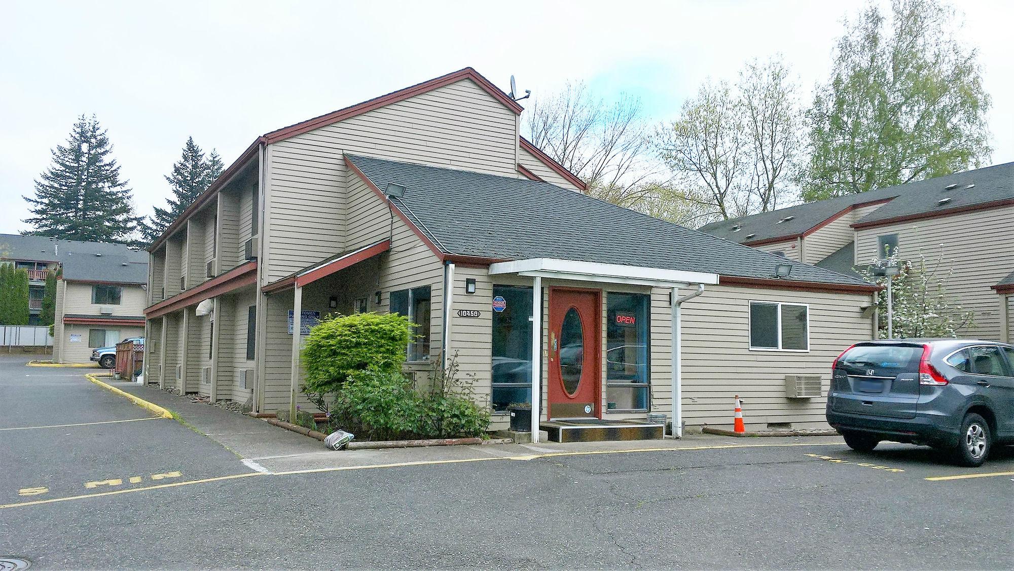 Briarwood Motel Portland Oregon