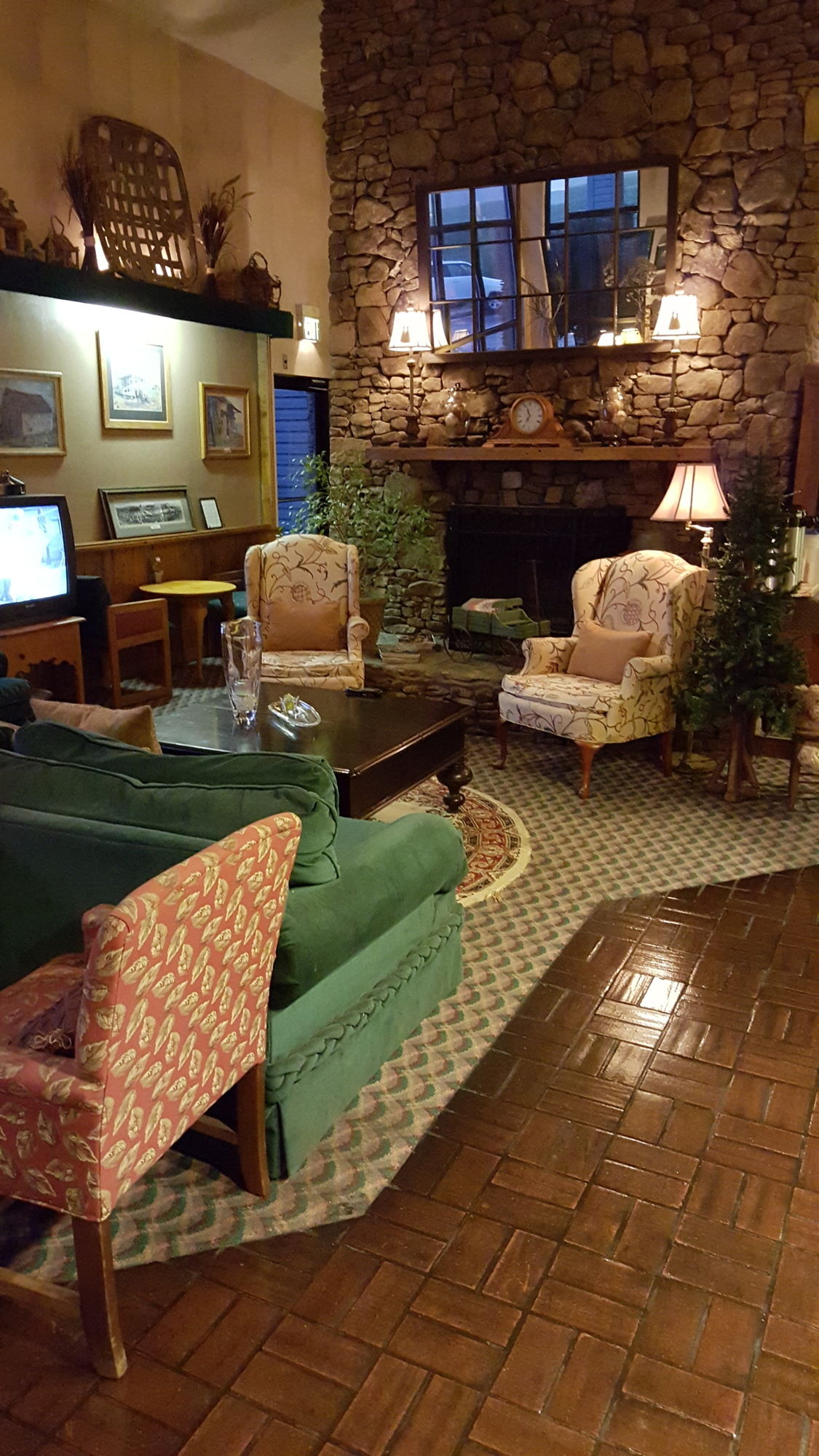 Americourt Hotel in Mountain City, TN
