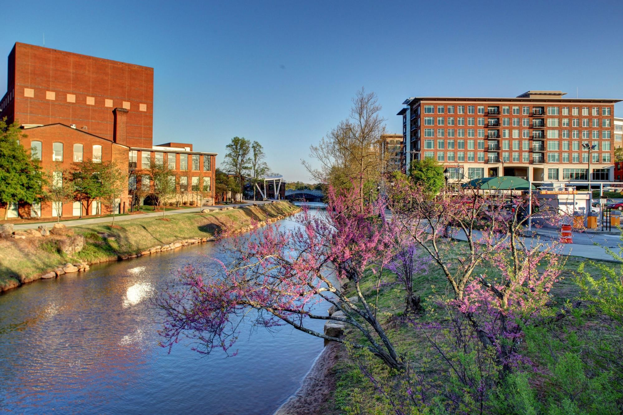 Hampton Inn & Suites Greenville Downtown RiverPlace