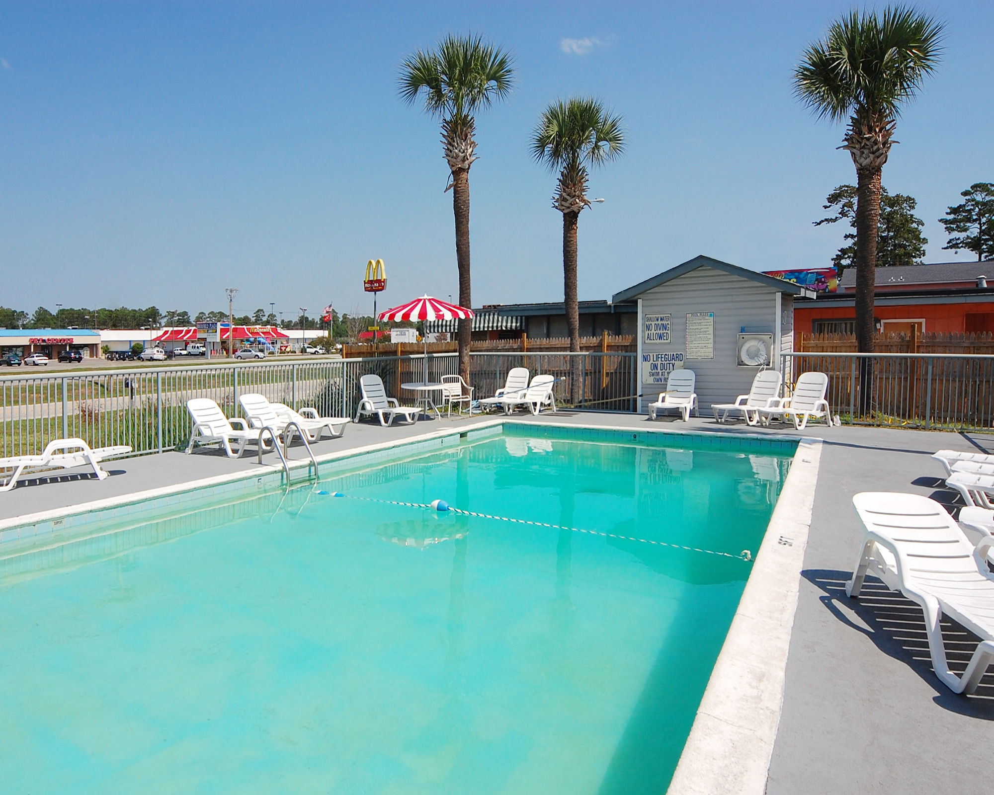 Rodeway Inn in Surfside Beach, SC
