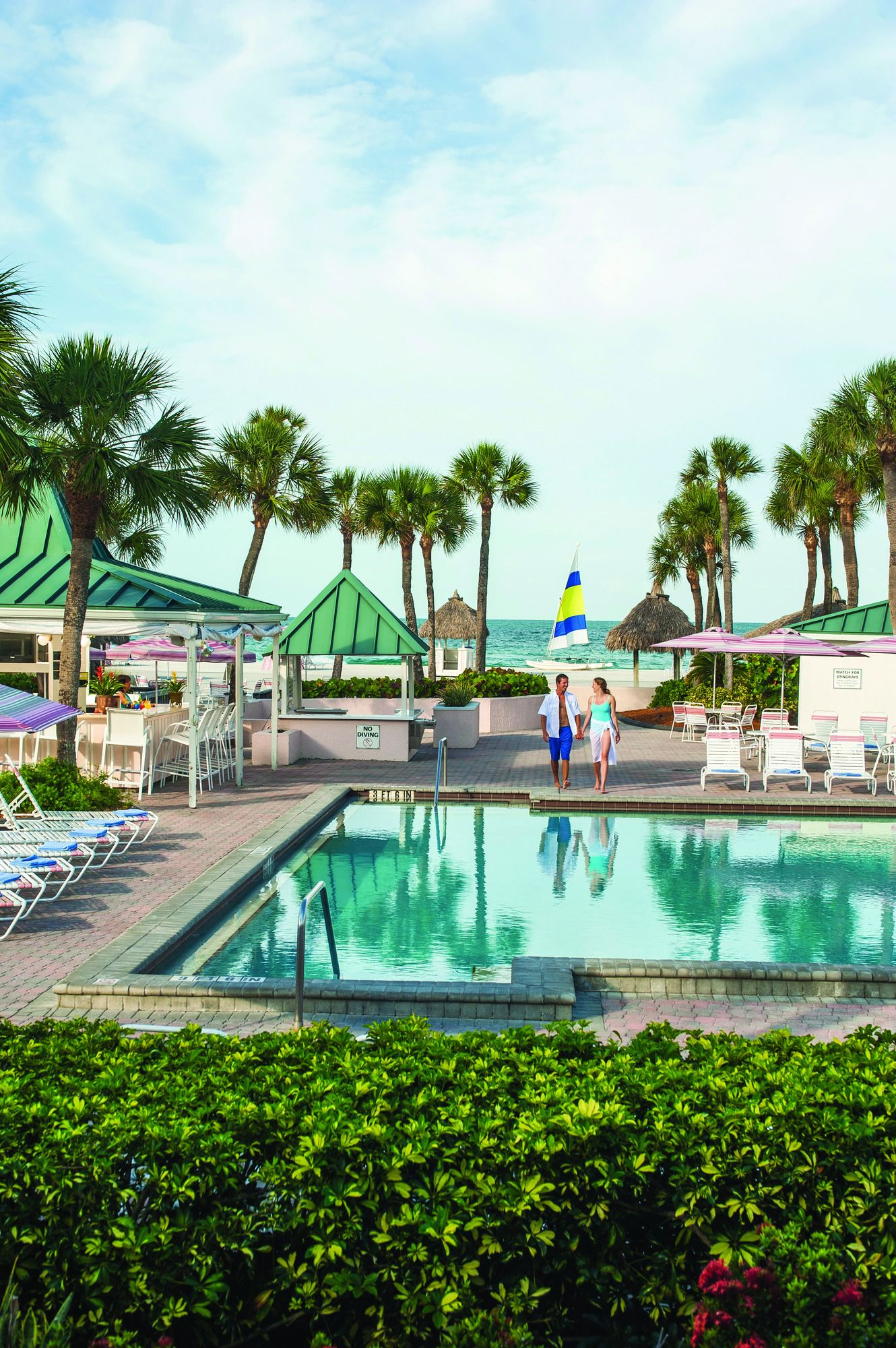 Discount Coupon for Sandcastle Resort at Lido Beach in