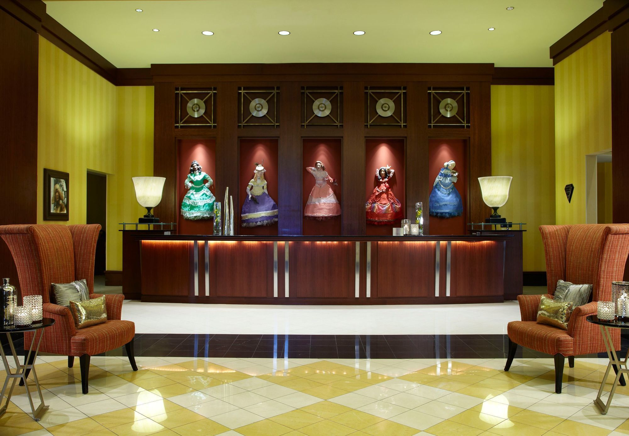 Renaissance Montgomery Hotel & Spa at the Convention Center in Montgomery, AL