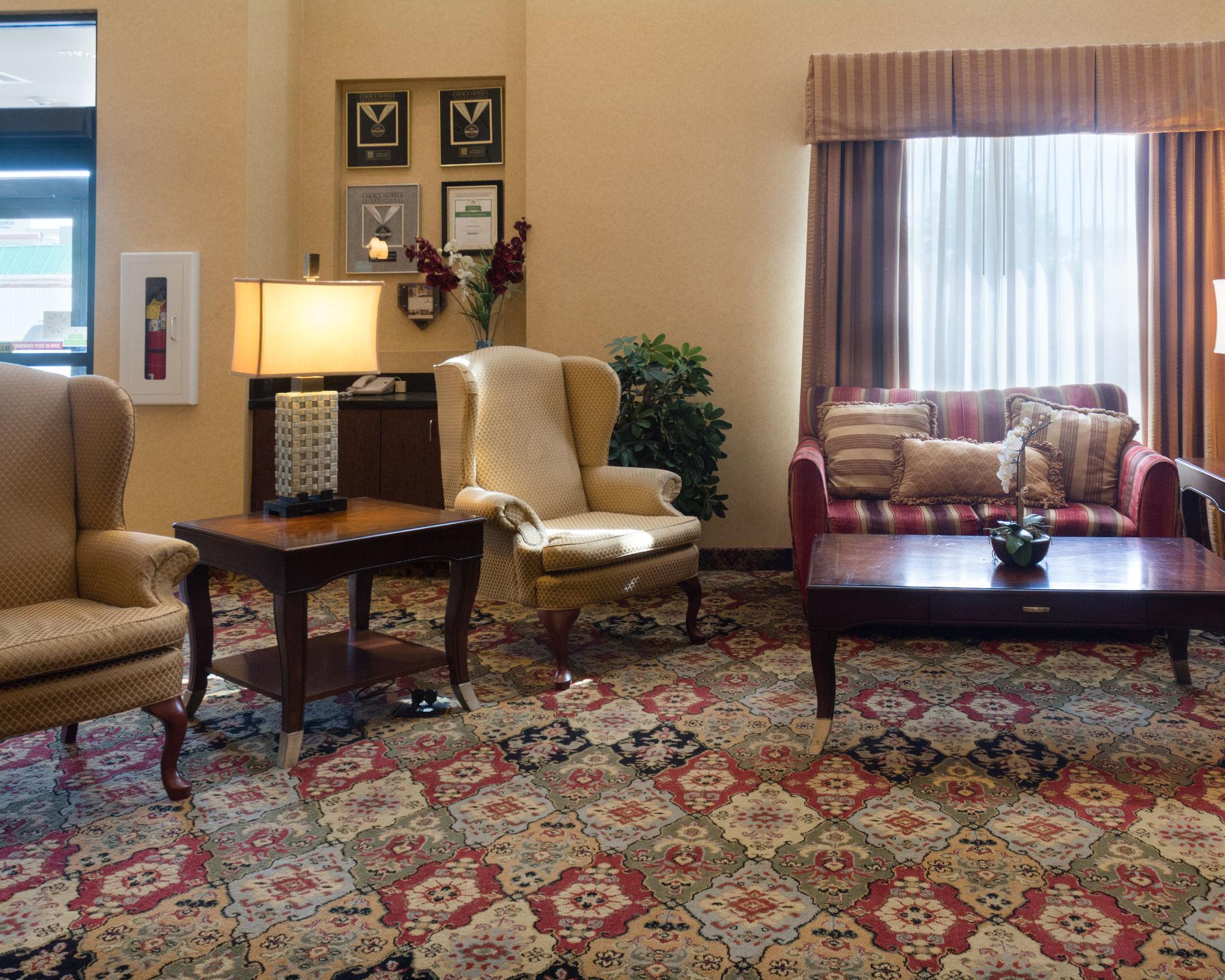 Comfort Suites in Fredericksburg, VA