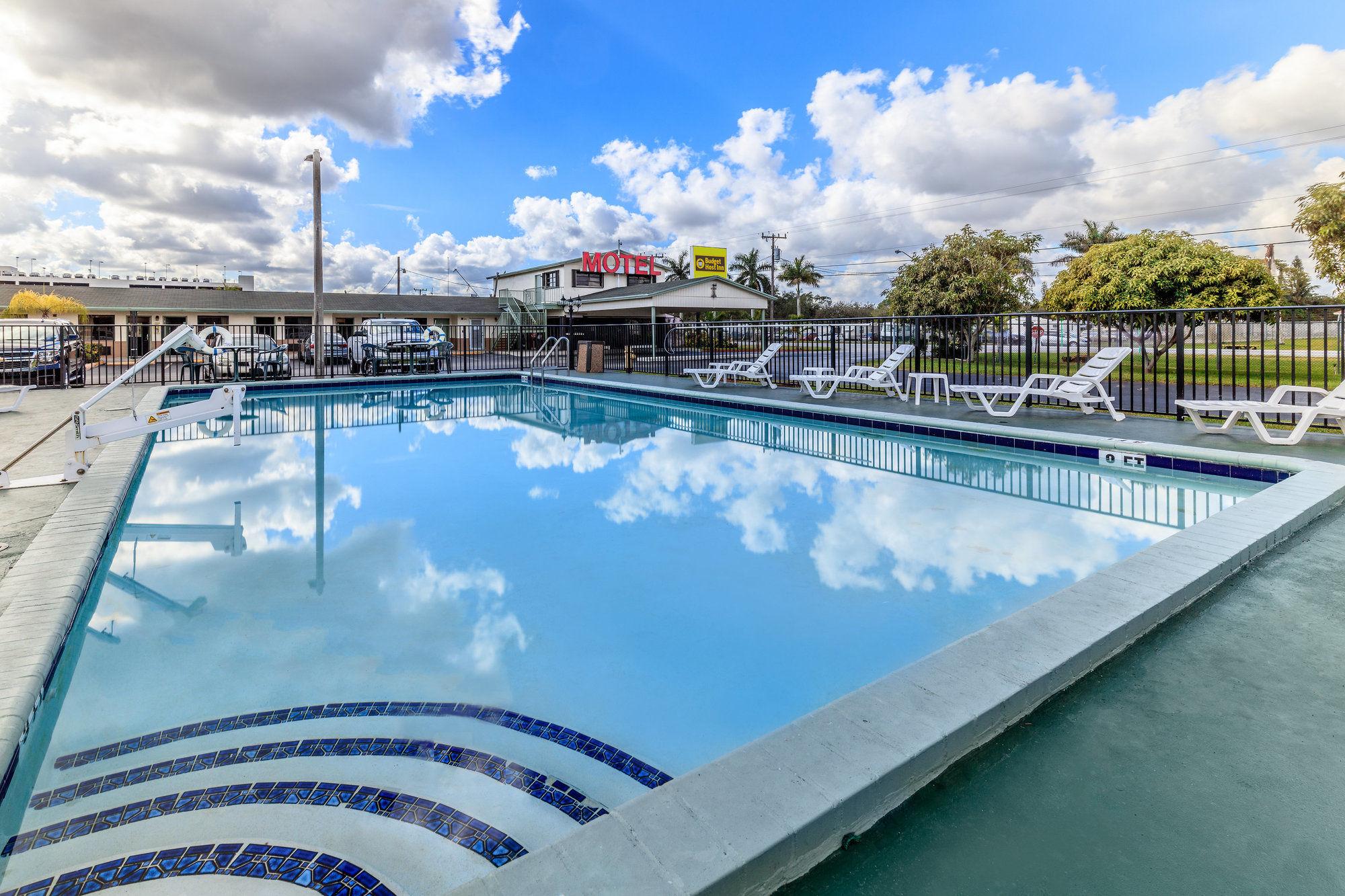 Budget Host Inn in Homestead, FL
