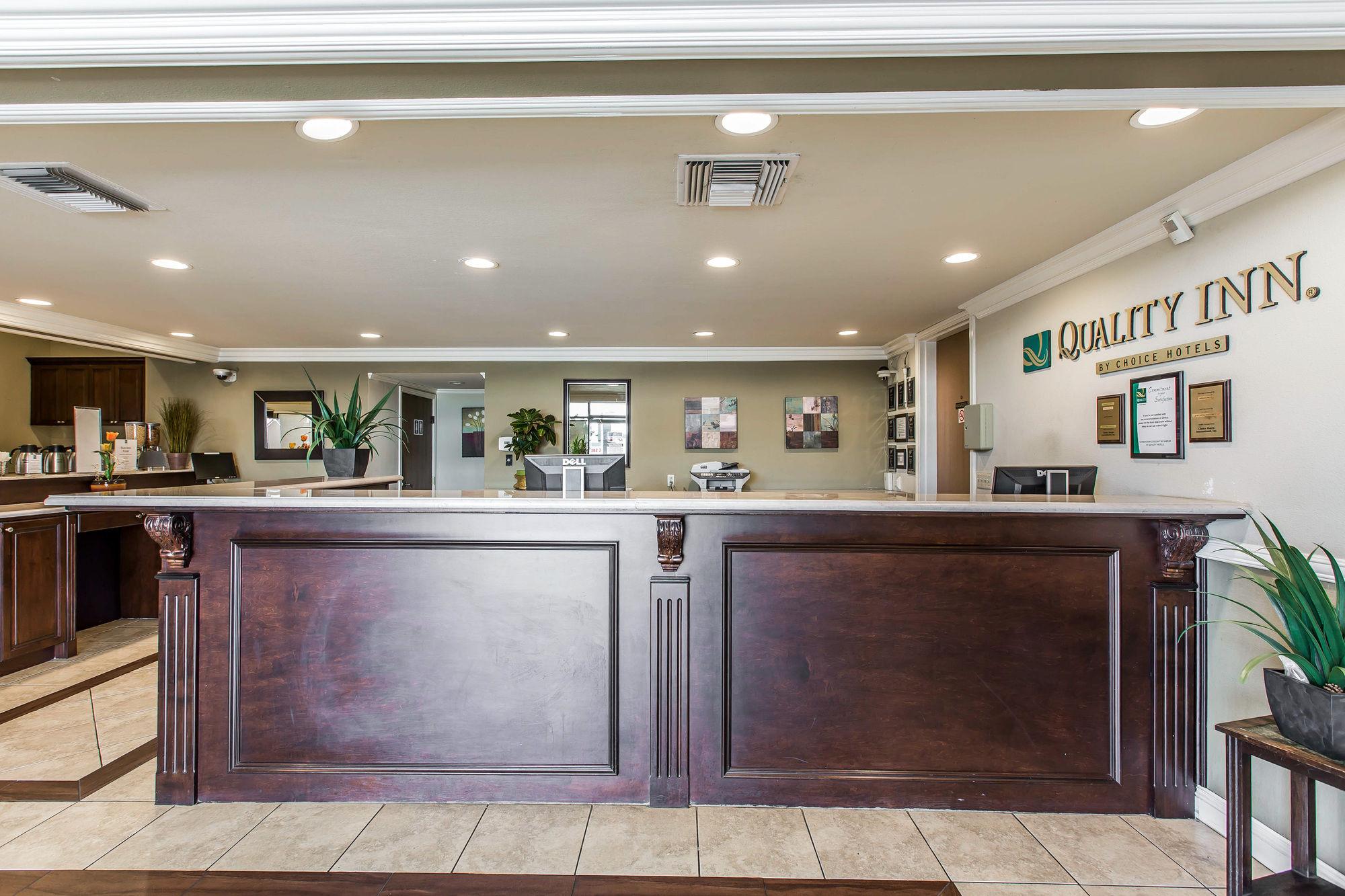 Quality Inn Long Beach Airport Ca