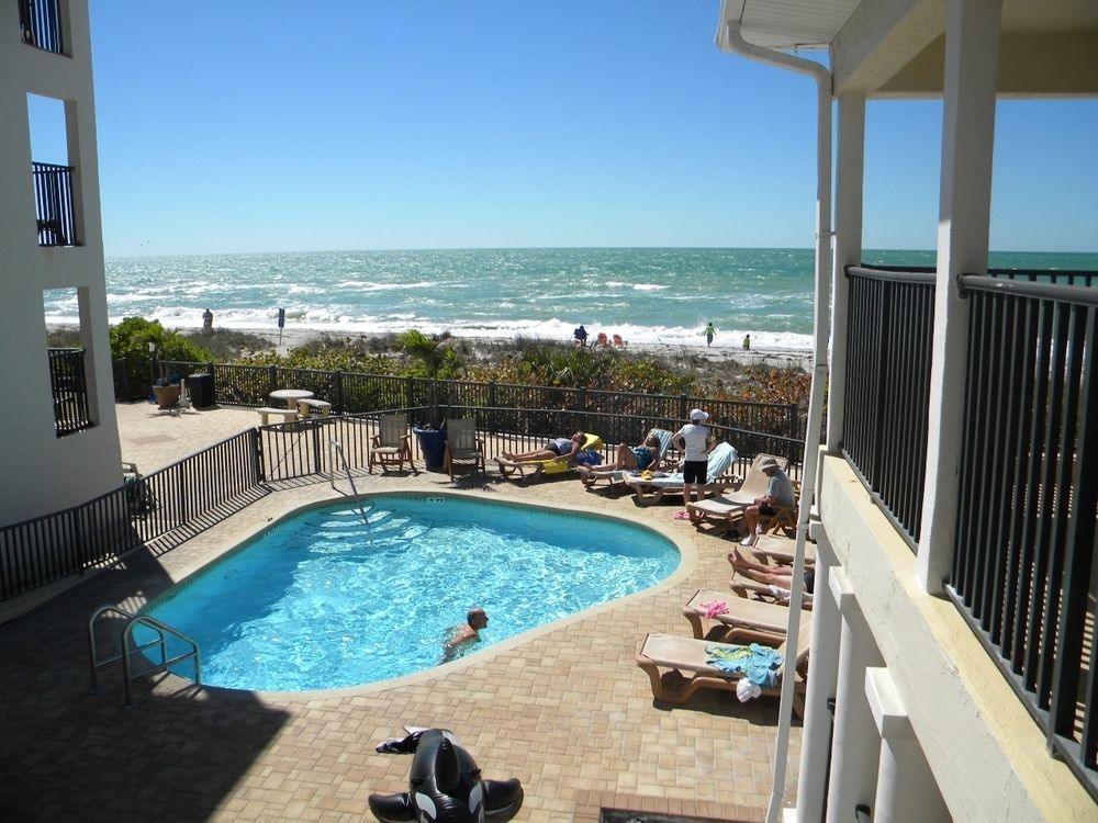 Indian Rocks Beach - 5 Bedroom Private Pool Home, Gulf Front - BTR 48466