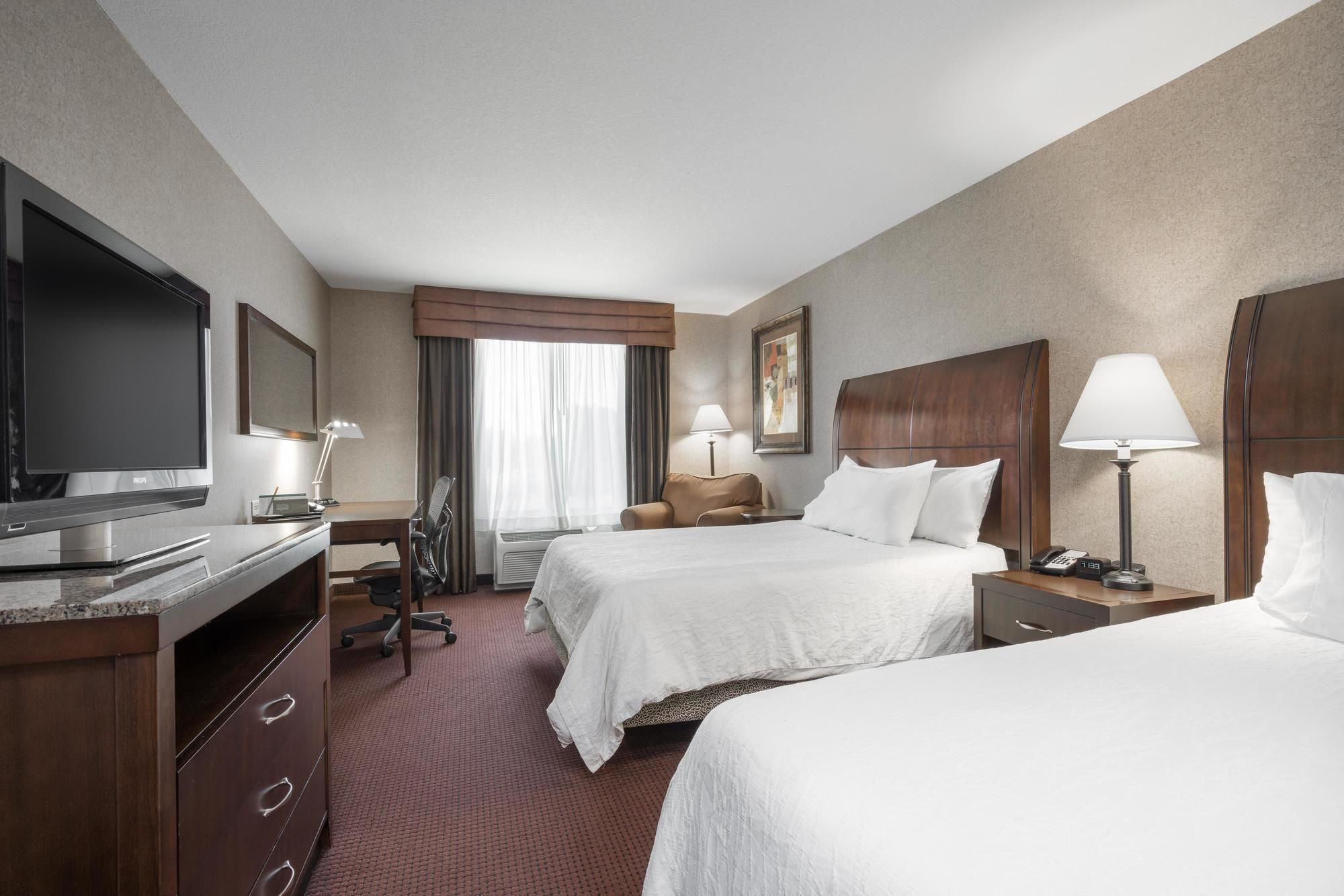 ... IA Hilton Garden Inn Sioux City Riverfront In Sioux City, IA