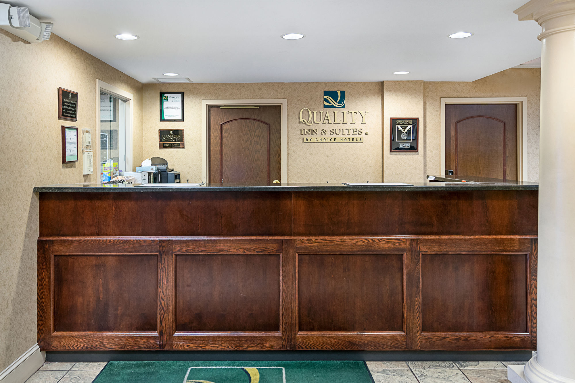 Quality Inn And Suites Skyways in New Castle, DE