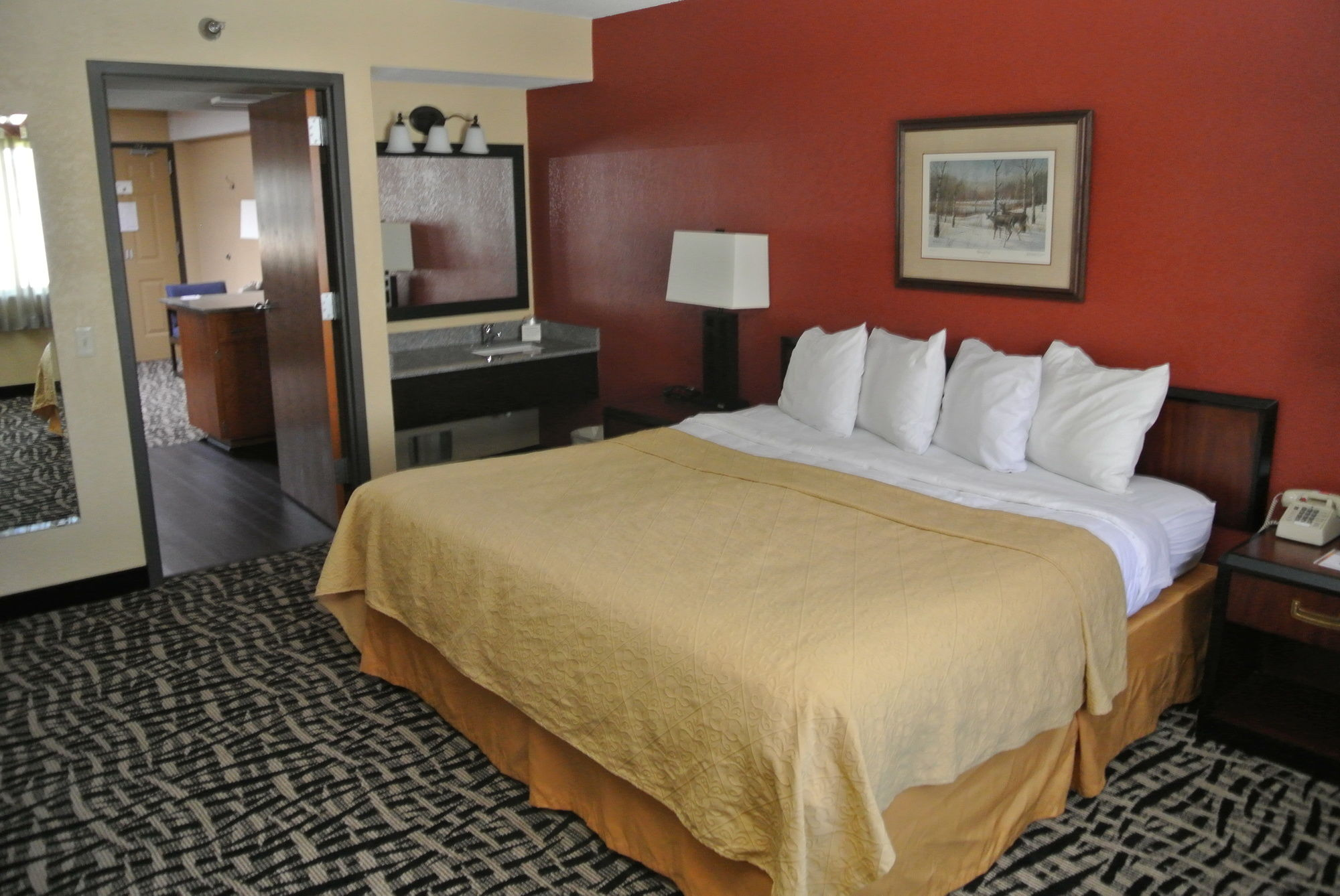 Quality Inn And Suites Rochester