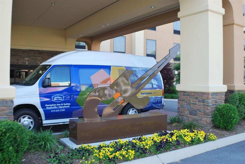 Hampton Inn & Suites Nashville @ Opryland in Nashville, TN