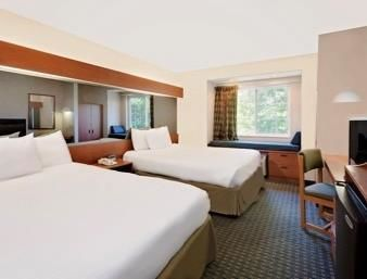 Microtel Inn & Suites by Wyndham Winston Salem in Winston Salem, NC