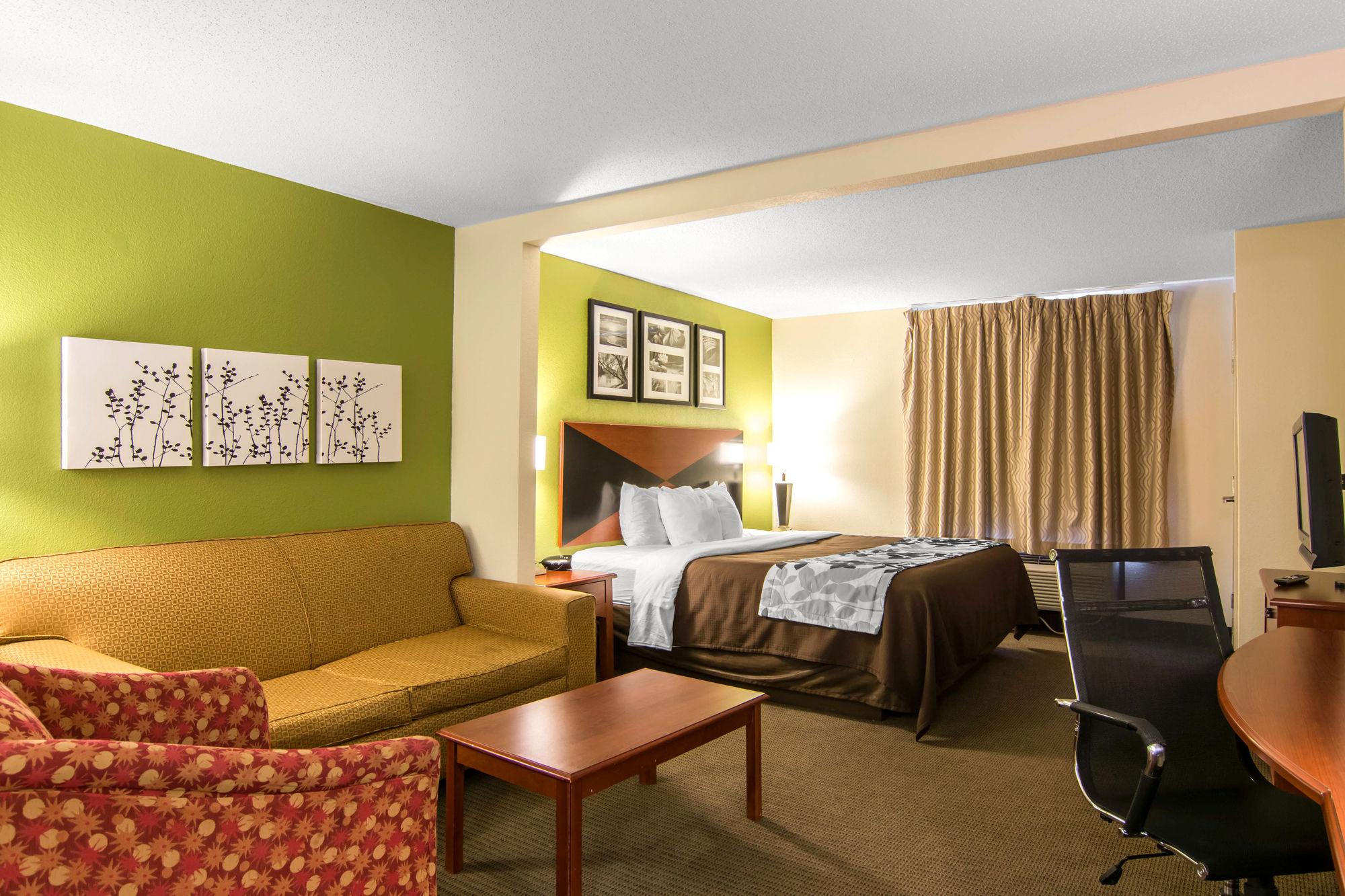 Sleep Inn & Suites At Fort Lee in Prince George, VA