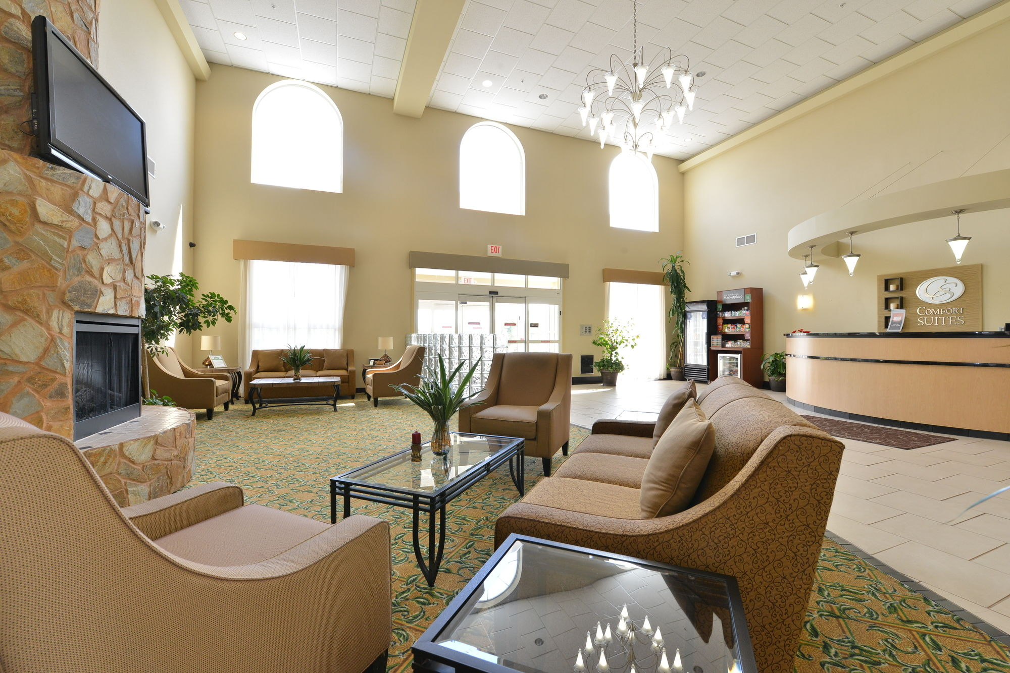 Discount Coupon for Comfort Suites Near Gettysburg Battlefield Visitor Center in Gettysburg
