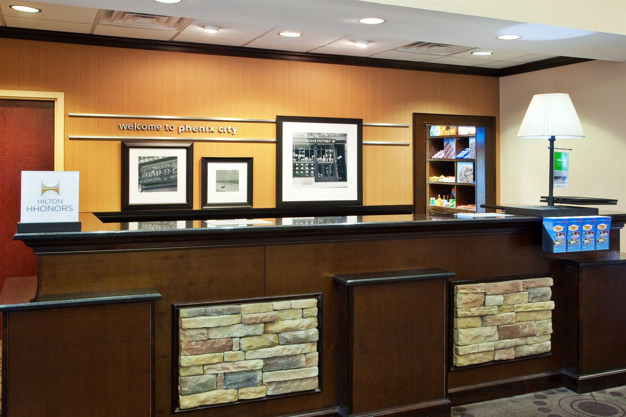 Hampton Inn Suites Phenix City Columbus Area in Phenix City, AL