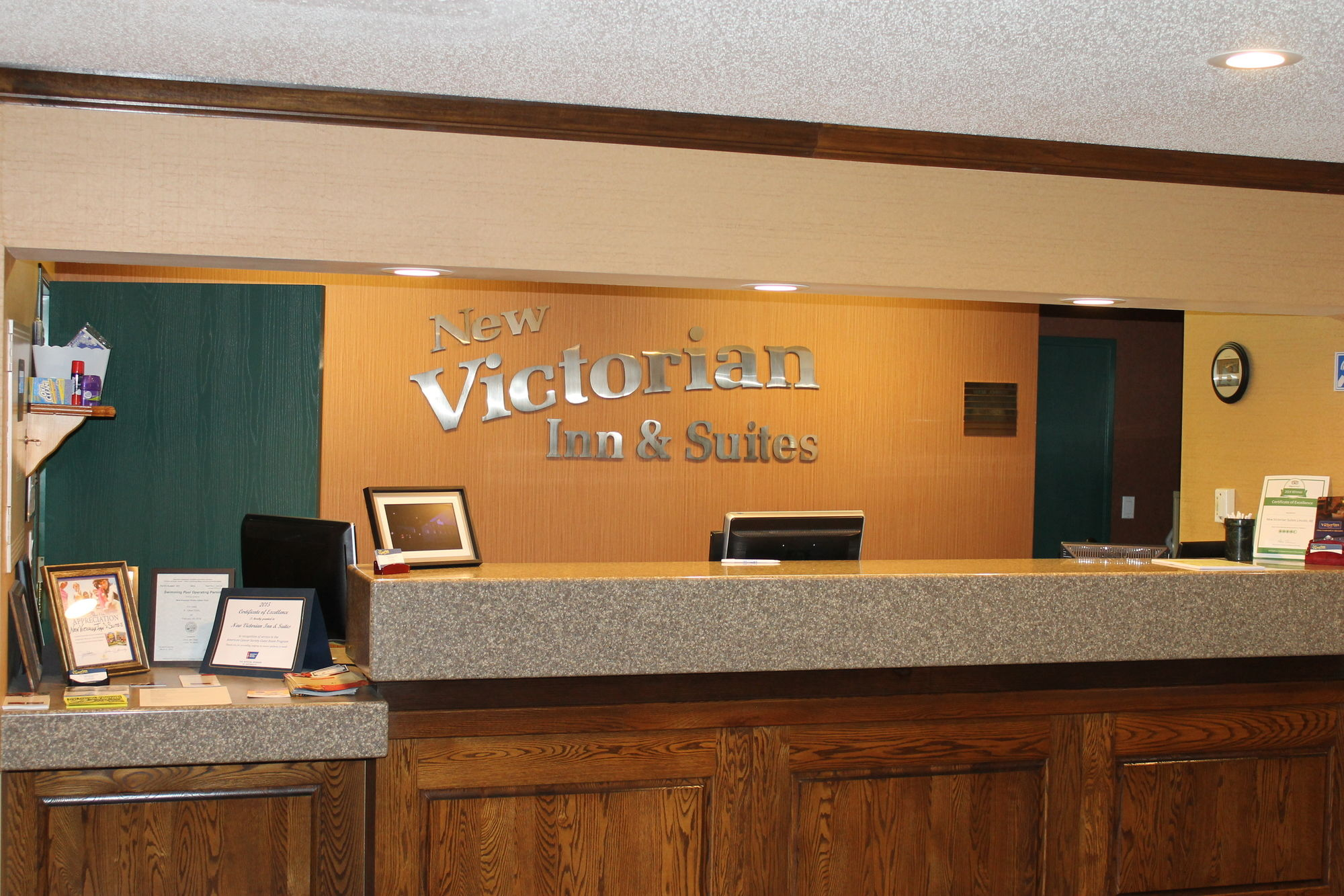 Discount Coupon For New Victorian Suites In Lincoln
