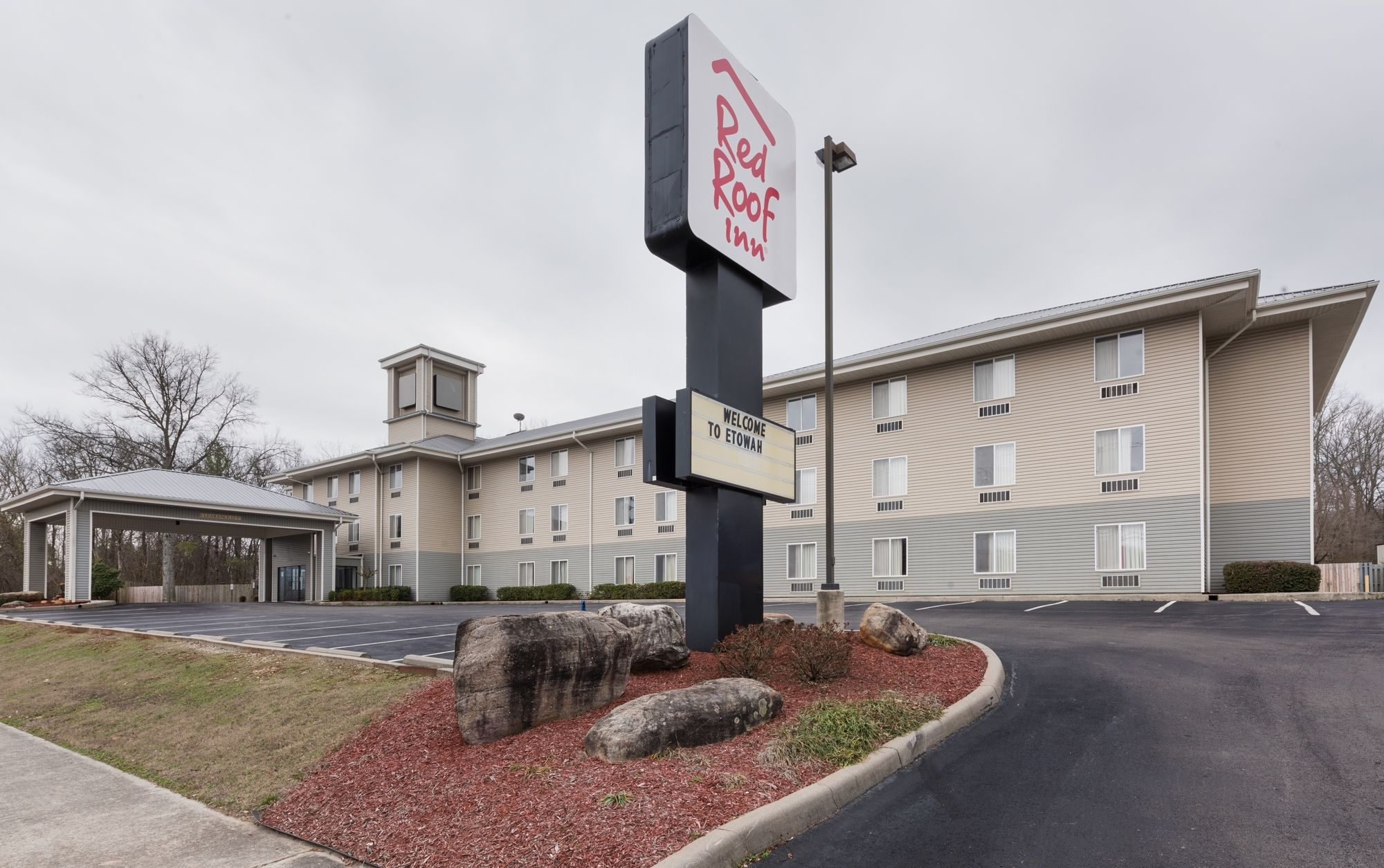 Red Roof Inn Etowah