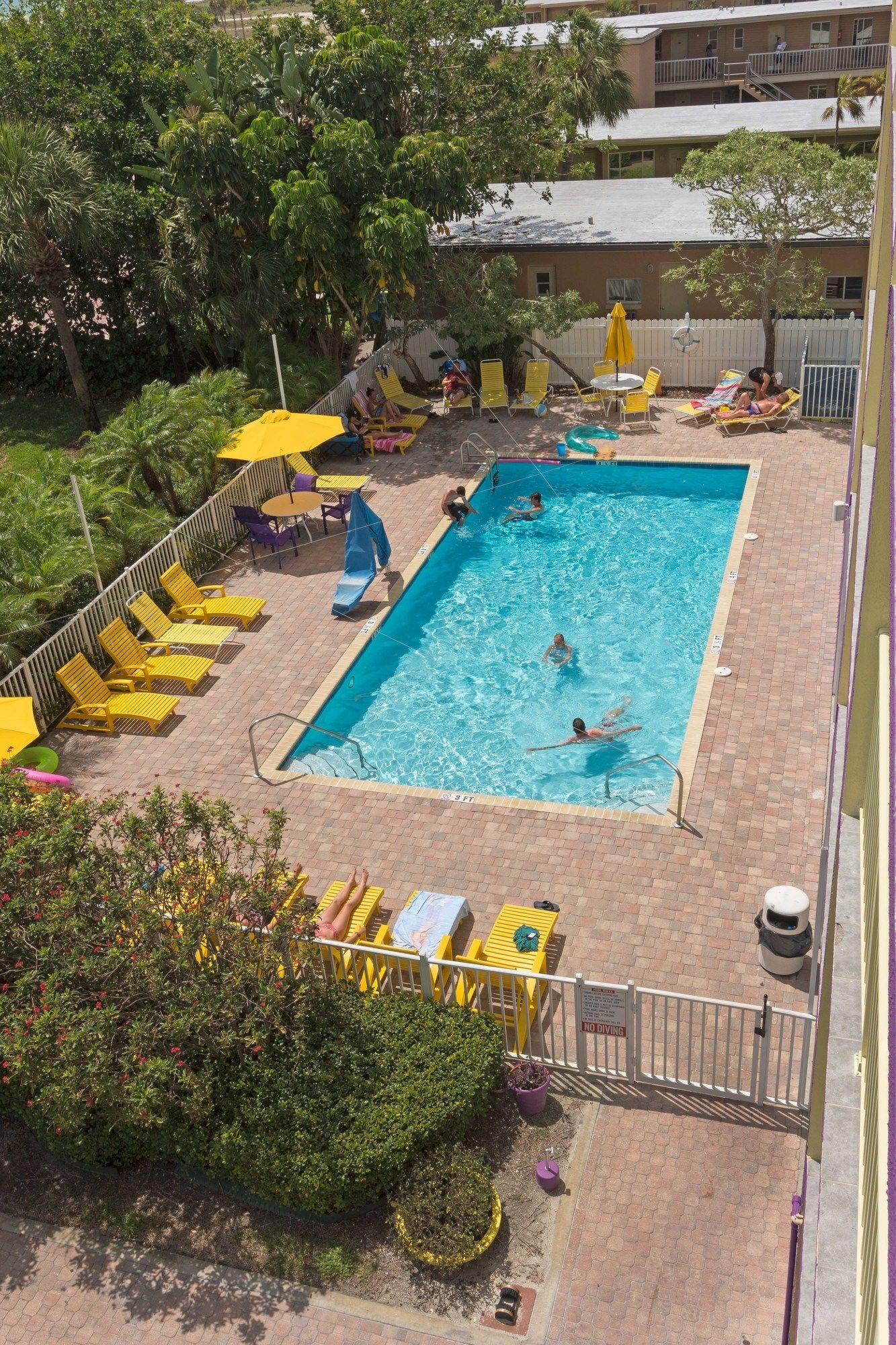 South Beach Condo Hotel in Treasure Island, FL