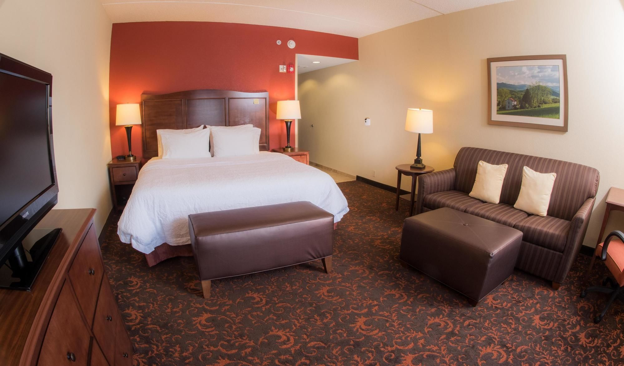 Hampton Inn & Suites in Woodstock, VA