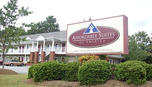 Affordable Suites Fredericksburg
