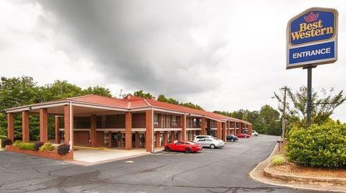 Best Western Braselton Inn in Braselton, GA