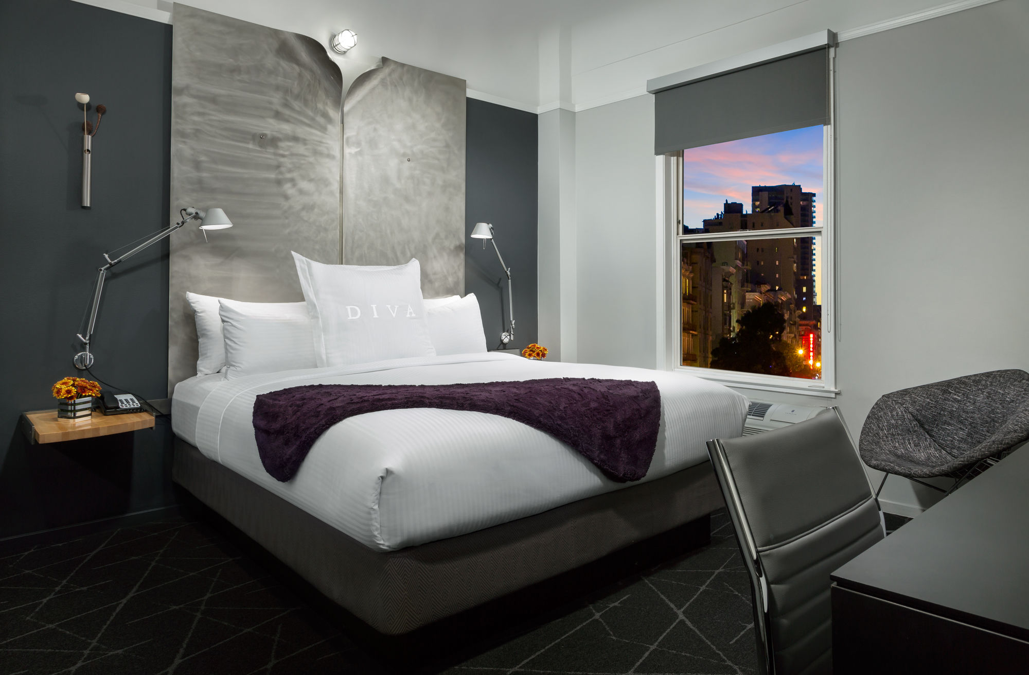 Discount Coupon For Hotel Diva In San Francisco